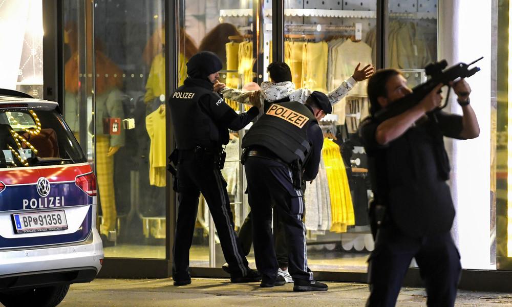 Österreichisches Innenministerium: Attentäter von Wien organisierte Treffen mit deutschen Islamisten