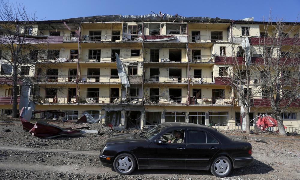 Moskau zum Bergkarabach-Friedensabkommen: Ein Sieg der Völker beider Länder
