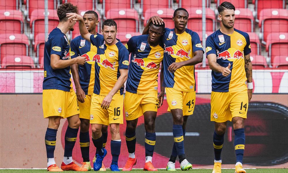 Salzburger Fußballspieler erst positiv auf Corona getestet, dann negativ