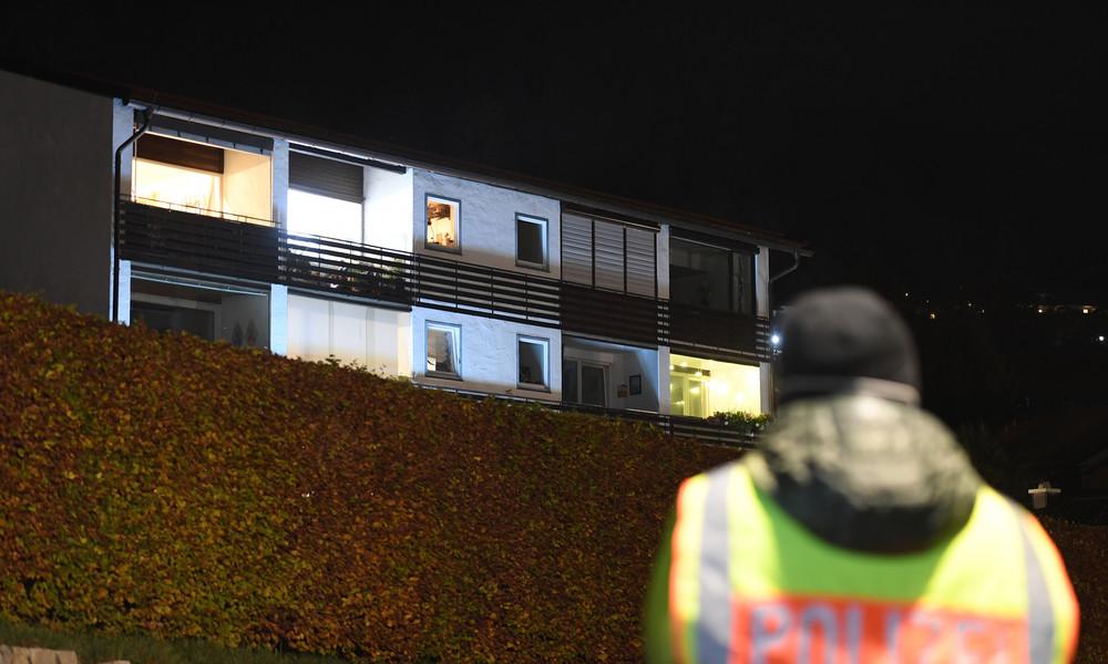 Zwei Tote nach Geiselnahme in Oberbayern: Ehefrau erstochen, Ehemann erschossen