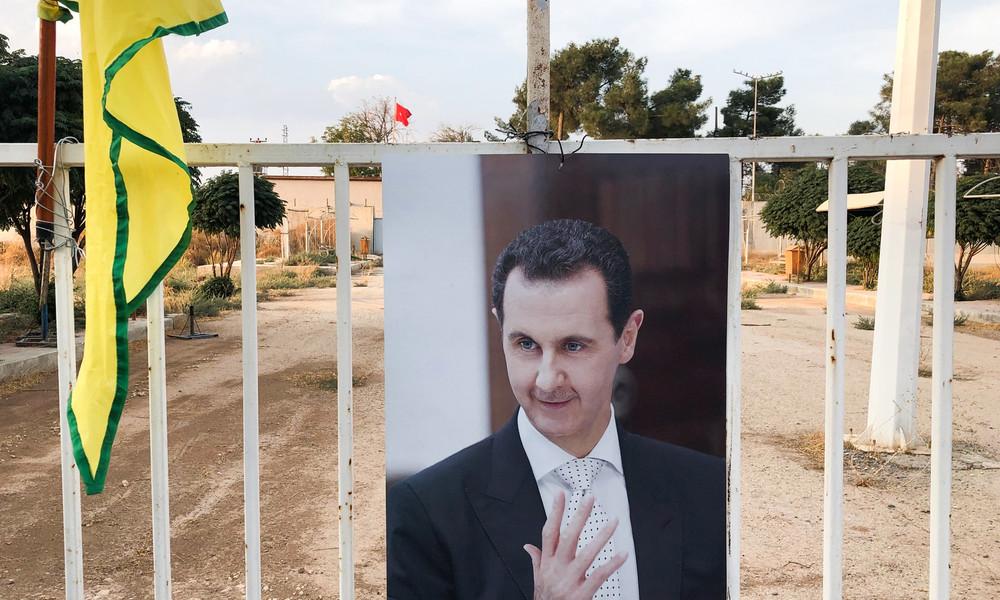 USA verhängen erneut Sanktionen gegen Syrien