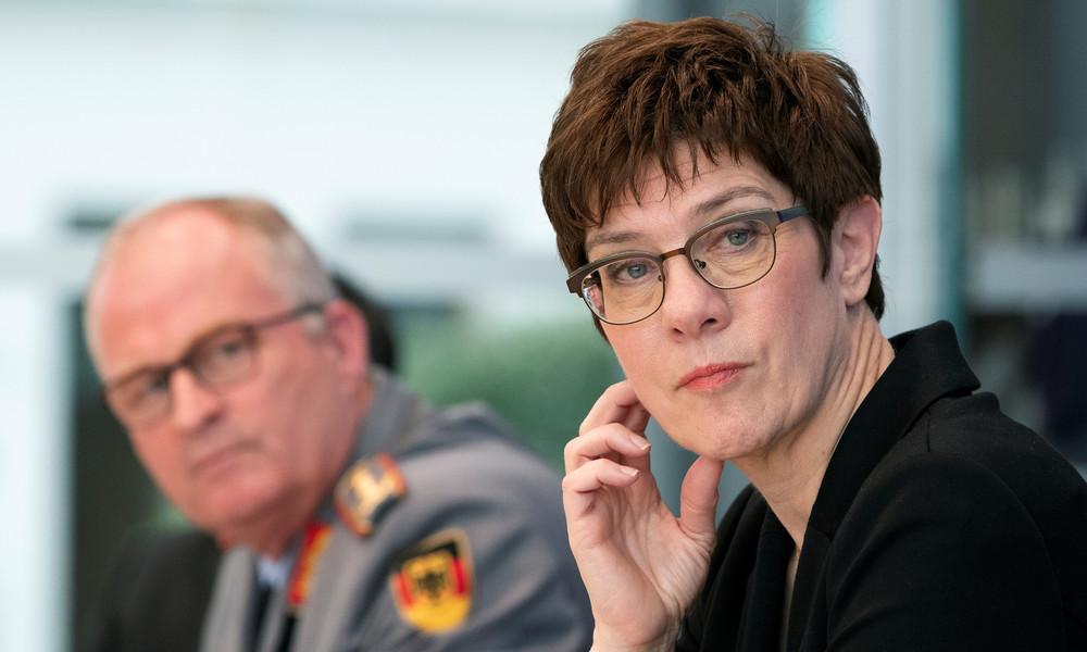 Bundeswehr soll künftig Chinas wachsendem Einfluss im Indopazifik entgegenwirken