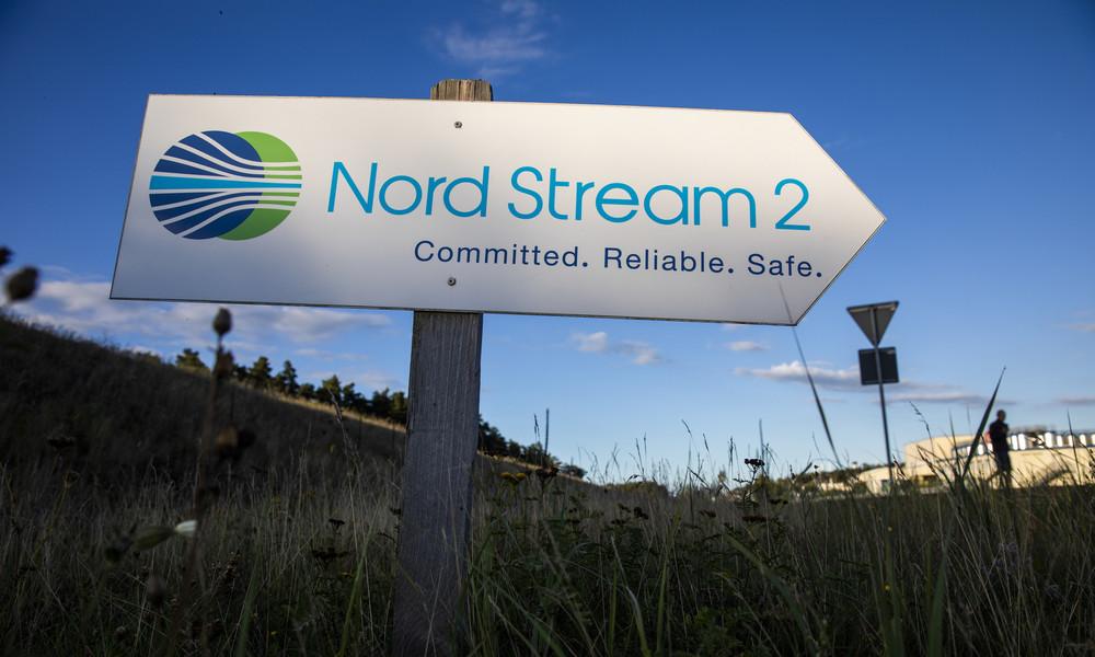 USA führen neue Sanktionen gegen Nord Stream 2 ein