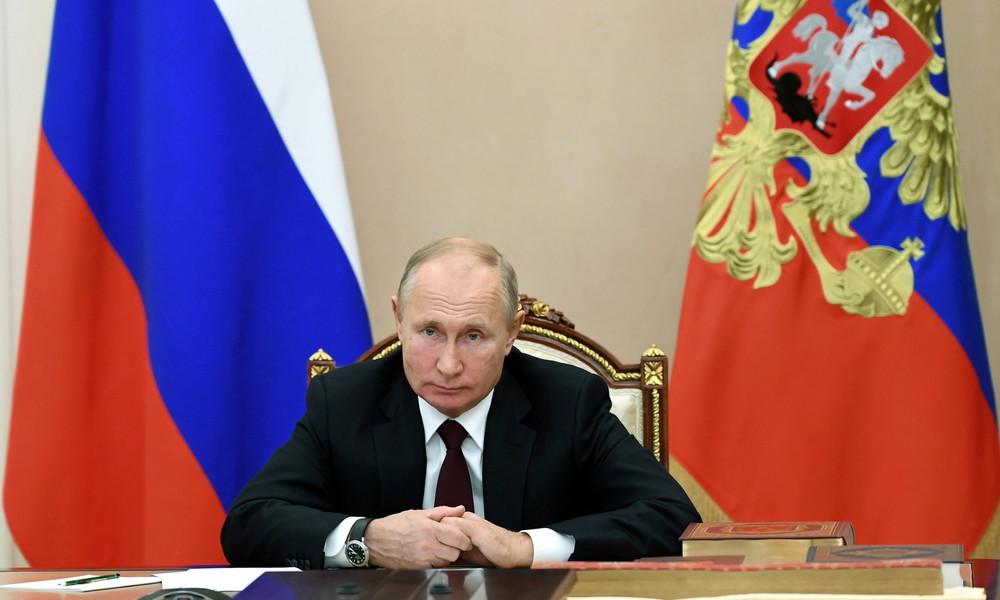 Putin zu Modernisierung russischer Nukleartriade: Großkonflikte fast unmöglich, Erpressung sinnlos