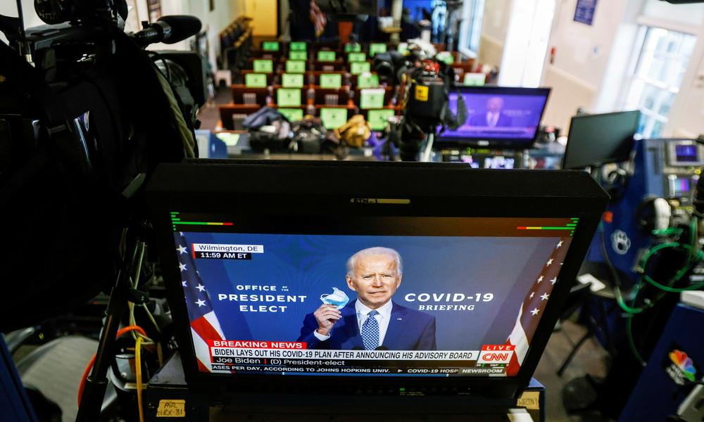 Biden-Berater plädiert für landesweiten Lockdown