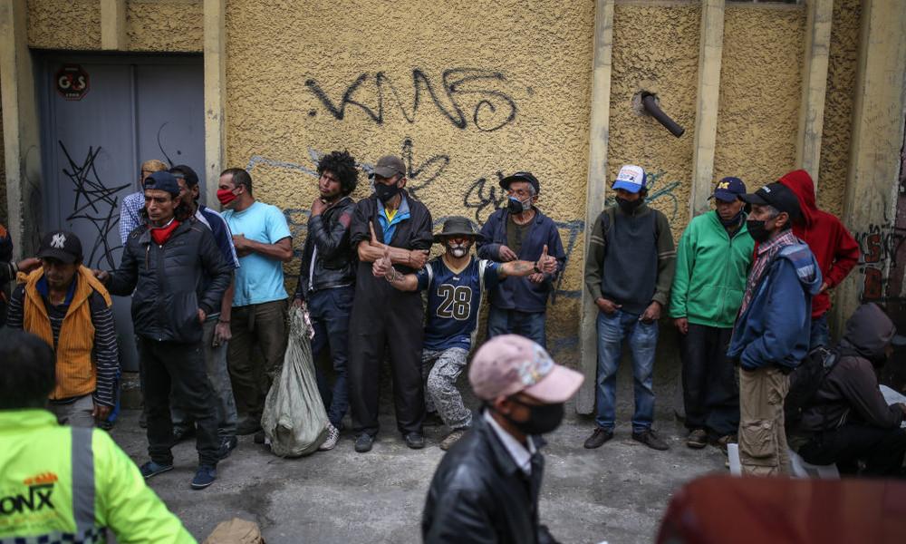 Corona-Krise in Lateinamerika führt zu Verlust von 47 Millionen Arbeitsplätzen