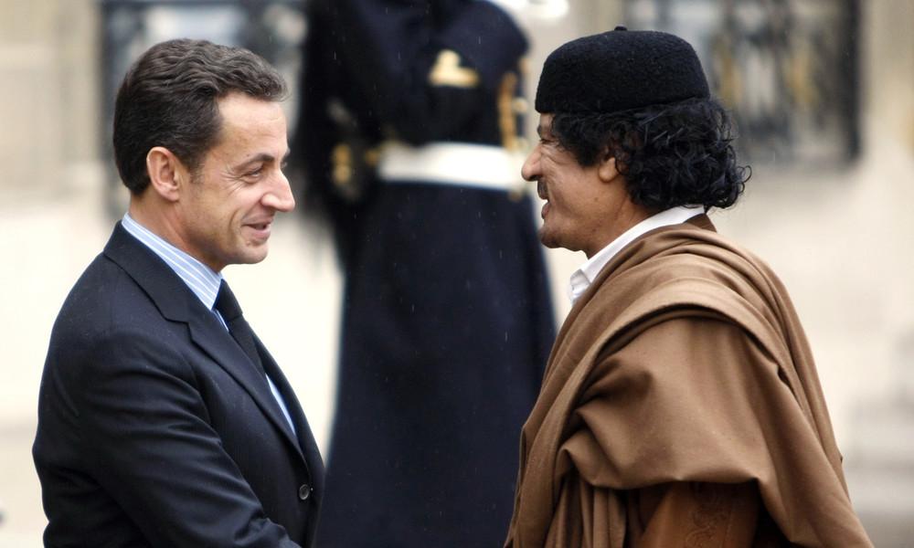 Kann Sarkozy seinen Kopf aus der Schlinge ziehen? Wendung im Fall um Wahlkampfmillionen Gaddafis
