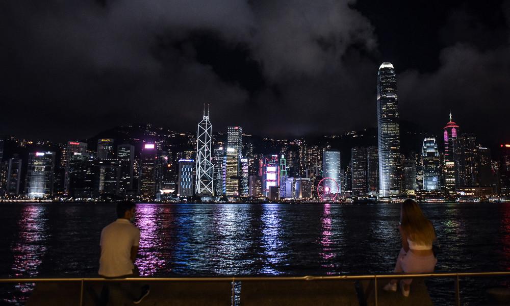 """Chinas Ausschluss von """"pro-demokratischen Gesetzgebern"""" soll Einfluss der USA in Hongkong verringern"""