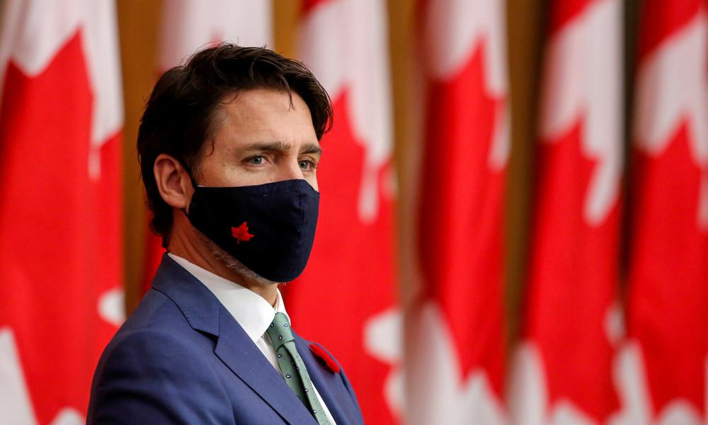 Kanada: Trudeau verspricht Post-Brexit-Handelsabkommen mit Großbritannien bis Ende des Jahres