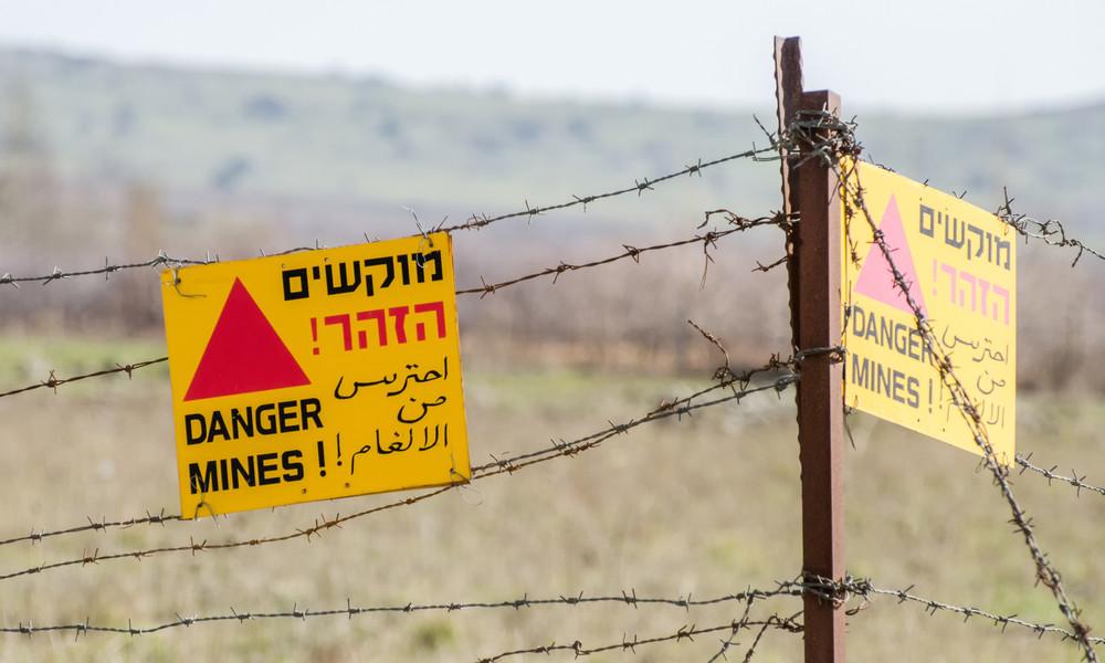 5.554 Menschen wurden 2019 Opfer von Landminen und explosiven Kriegsresten