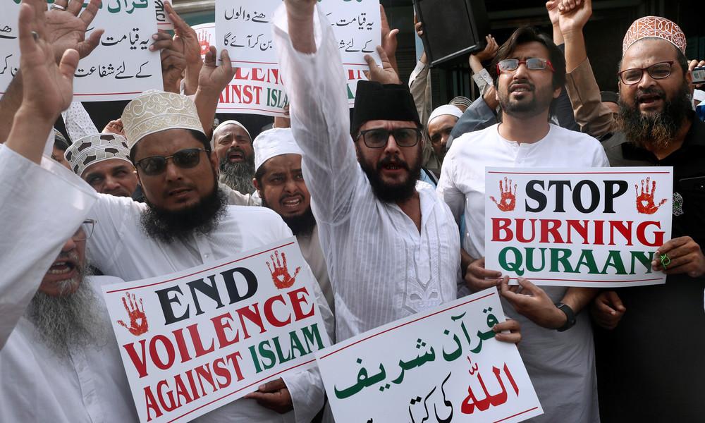 In Paris gescheitert, neuer Versuch in Berlin: Däne will Koran verbrennen