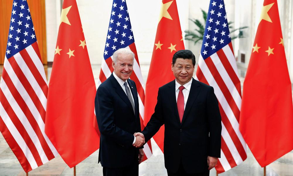 China gratuliert Joe Biden zum Wahlsieg