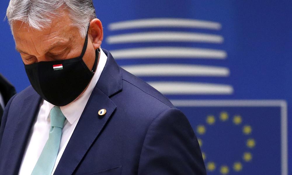 """""""Zweite Sowjetunion"""": Orbán kritisiert Brüssel im Streit um Rechtsstaatlichkeit"""
