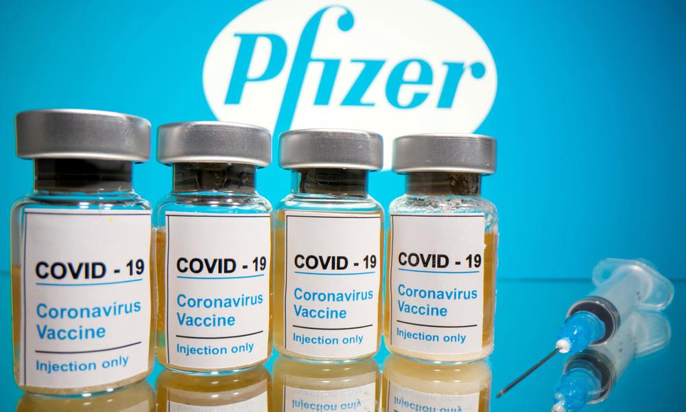 """Donald Trump verkündet """"sehr schnelle"""" Zulassung von BioNTech-Impfstoff in den USA"""