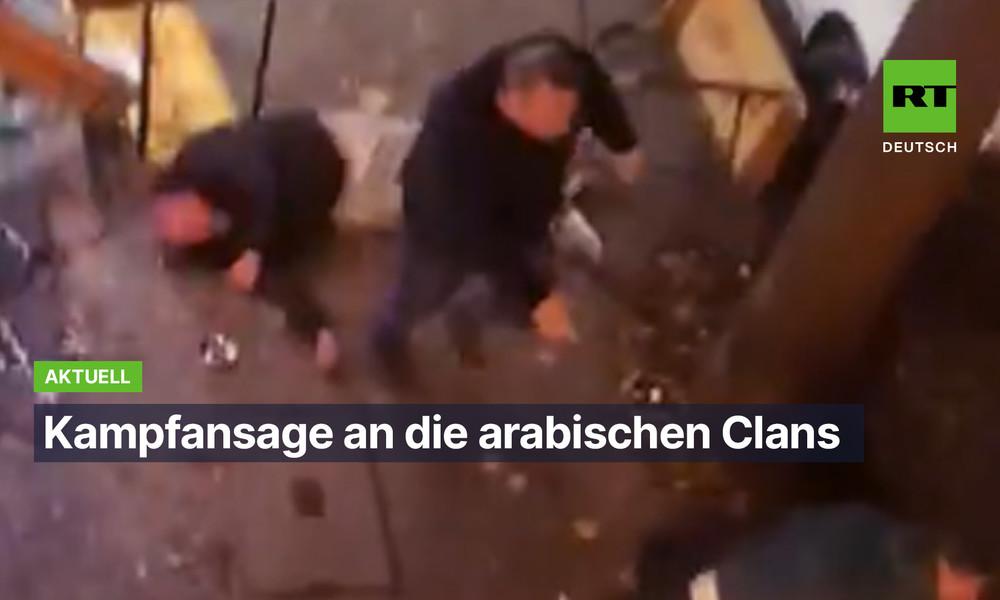 Tschetschenen drängen mit Gewalt in die Berliner Unterwelt (Video)