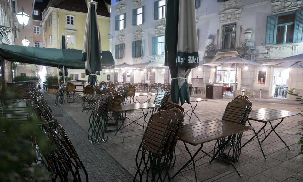 Österreich: Regierung plant dreiwöchigen Lockdown mit Ausgangsbegrenzungen rund um die Uhr