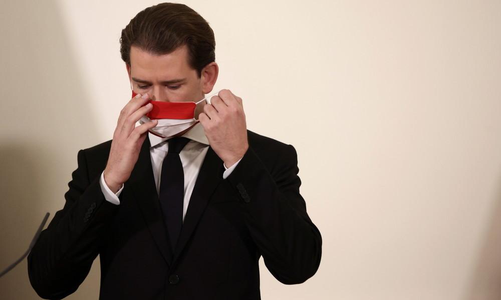 LIVE: Harter Lockdown in Österreich geplant – Kanzler Kurz gibt Regierungserklärung