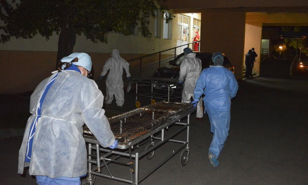 Rumänien: Zehn COVID-19-Patienten sterben bei Brand auf Intensivstation