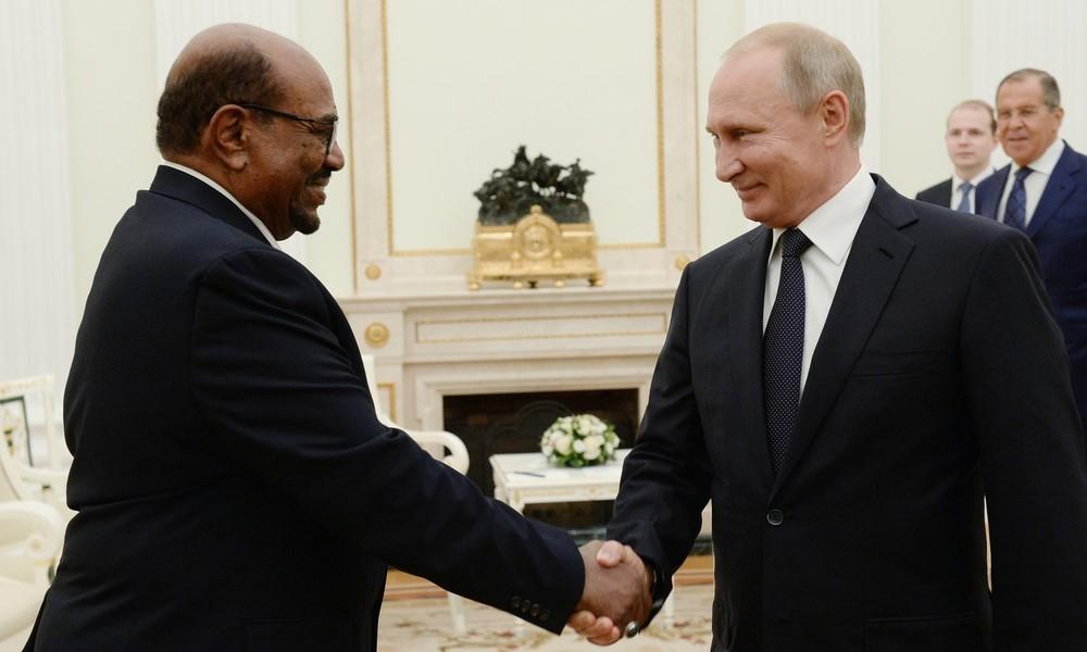 Russland will Marinestützpunkt im Sudan errichten