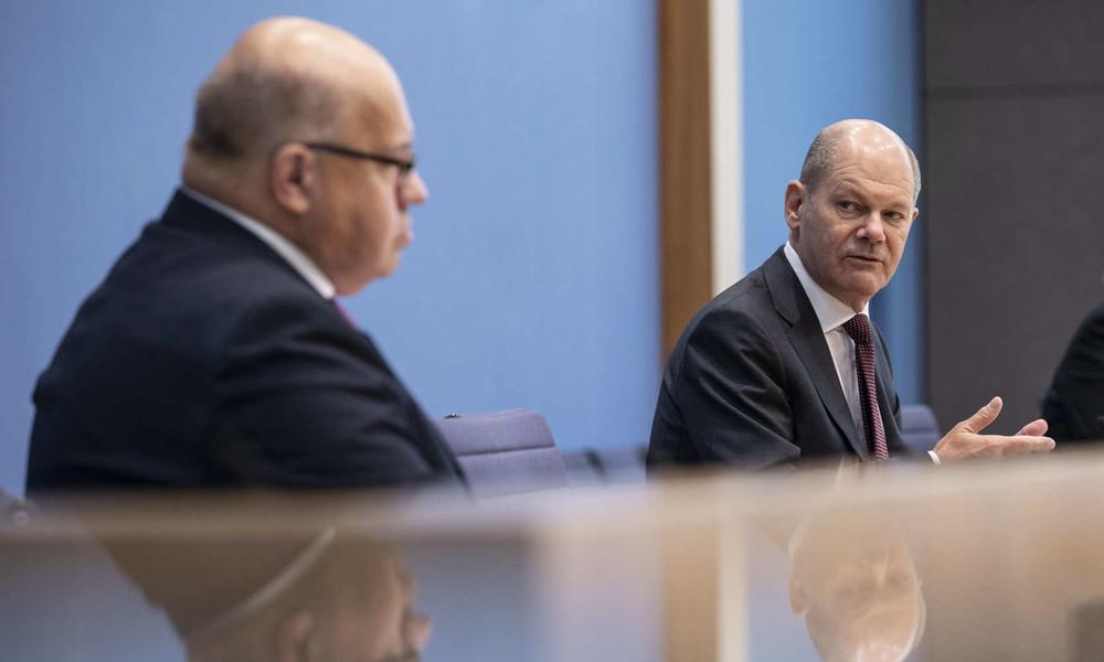 Live: Altmaier, Scholz und Kurz sprechen auf dem Wirtschaftstag des CDU-Wirtschaftsrates