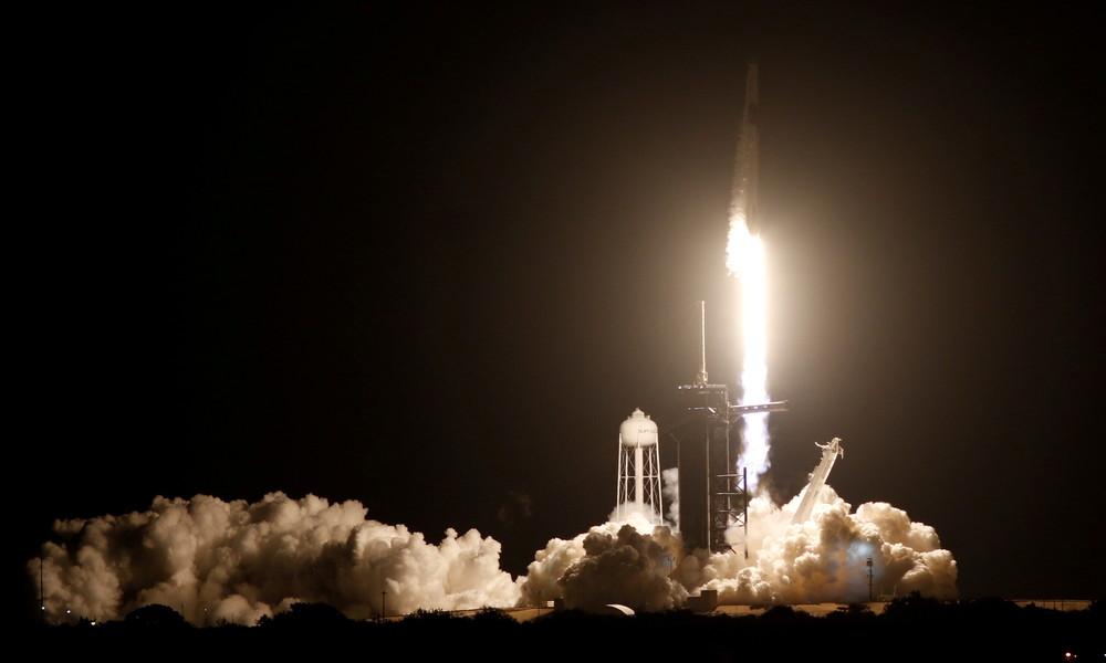 Meilenstein für USA: SpaceX befördert vier NASA-Astronauten zur ISS