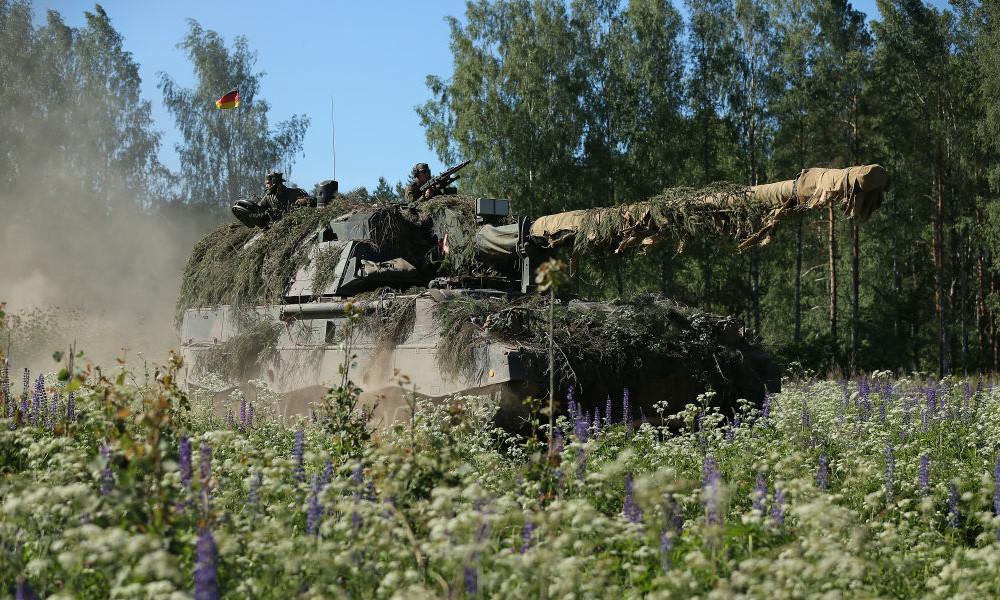 Kramp-Karrenbauer: Mehr Auslandseinsätze der Bundeswehr, mehr Rüstungsausgaben, mehr Sicherheit