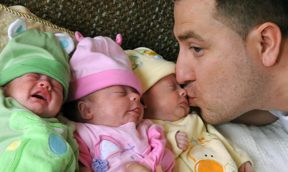 Statistik: In Deutschland kommen immer mehr Zwillinge und Drillinge zur Welt