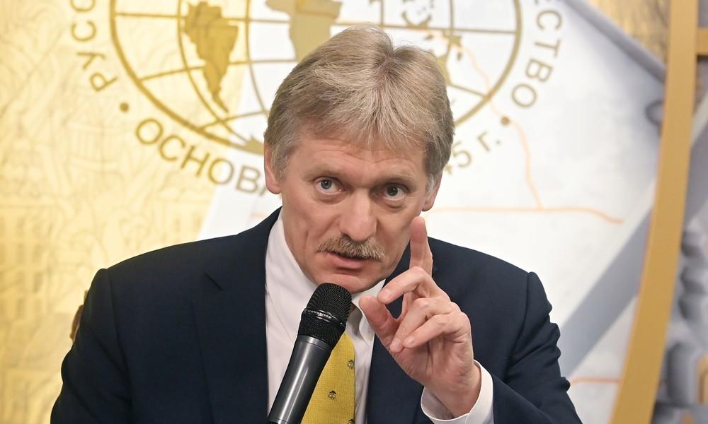 Kreml: Unprovozierte Brutalität gegen weißrussische Demonstranten ist unzulässig