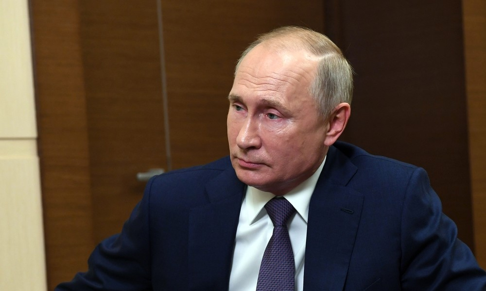 Putin: Der Status von Bergkarabach wird in der Zukunft bestimmt werden