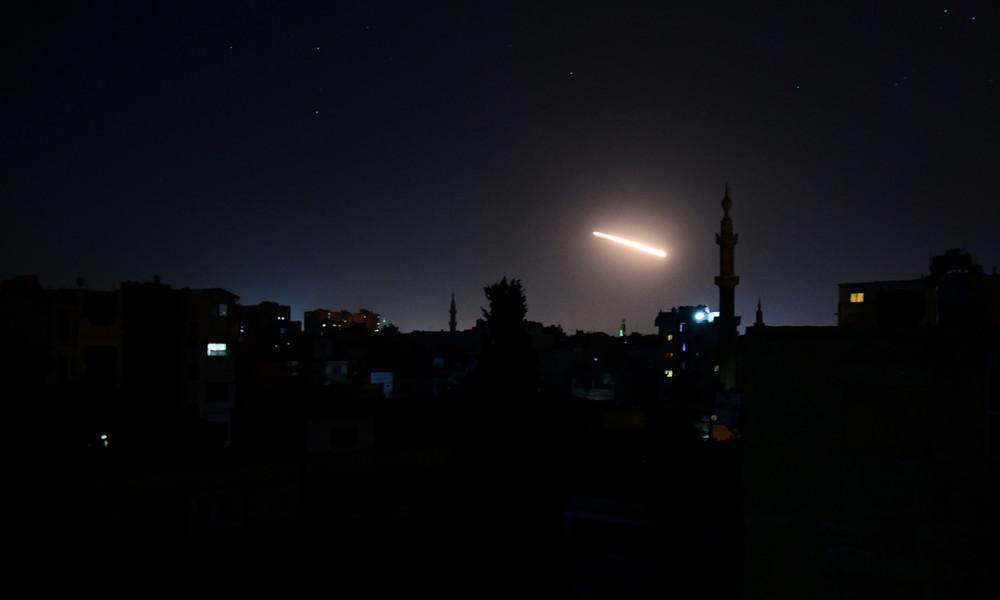 Mindestens drei Tote bei israelischen Luftangriffen in Syrien