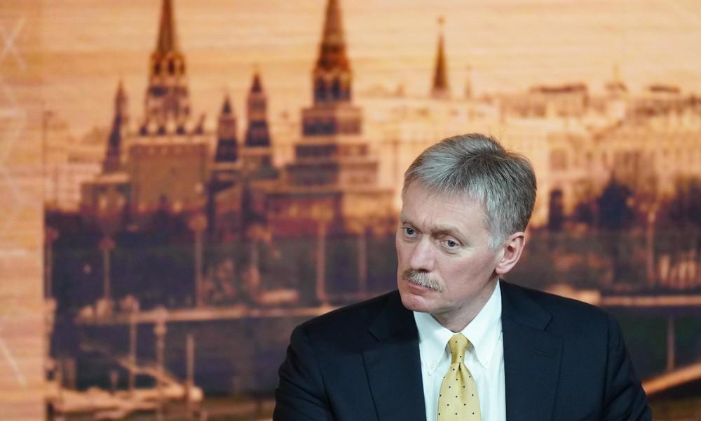 Alexei Nawalny verklagt Kremlsprecher Dmitri Peskow wegen übler Nachrede