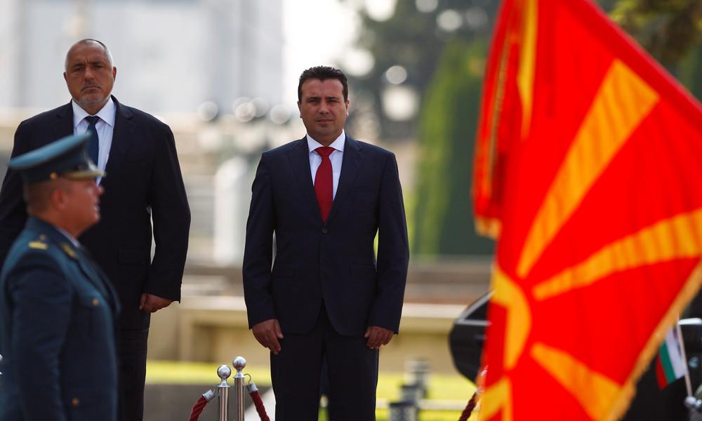 Neue Ohrfeige für Nordmazedonien: Nun blockiert Bulgarien den Beginn der EU-Beitrittsgespräche