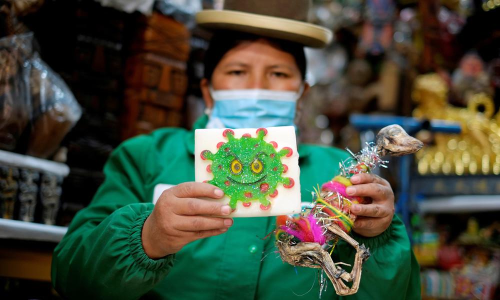 Symptome wie bei Ebola: Wird die nächste Seuche aus Bolivien kommen?