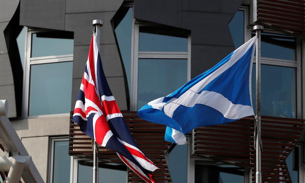 Öffentlicher Streit: Boris Johnson sorgt mit Kritik an Dezentralisierung für Empörung in Schottland