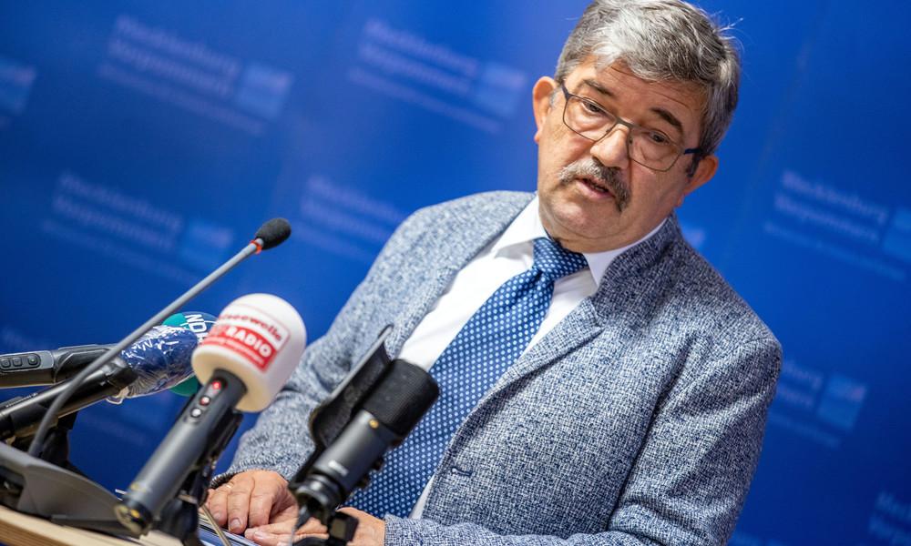 """Caffier zu Rücktritt als Landesminister Mecklenburg-Vorpommerns: """"Enthemmte Berichterstattung"""""""