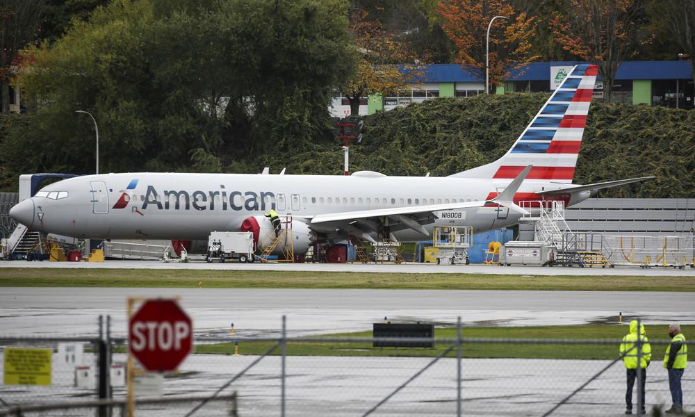 US-Luftfahrtbehörde bringt Pannenflugzeug Boeing 737 MAX wieder an den Start