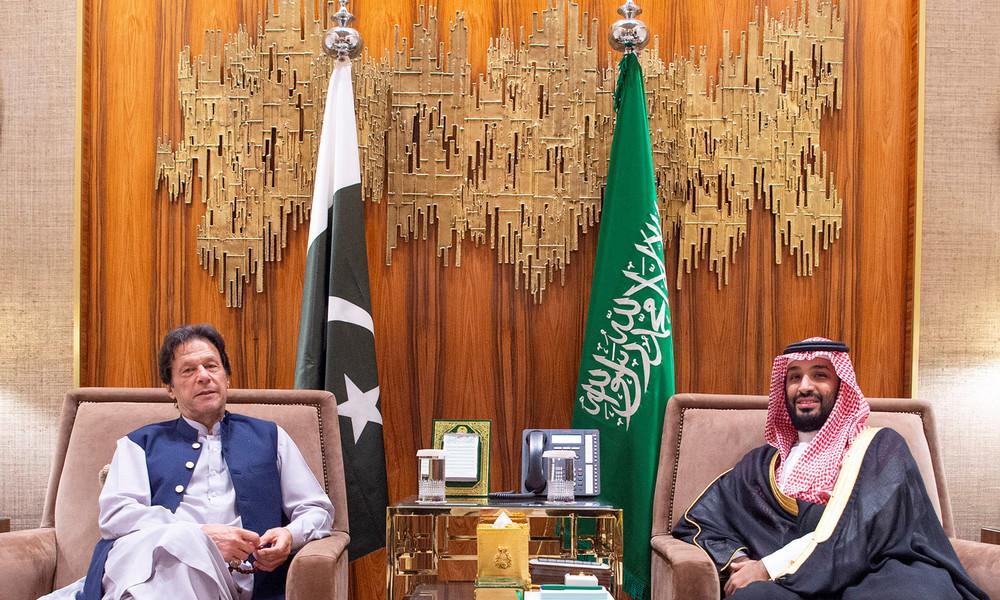 Saudi-Arabien soll Pakistan zur Anerkennung Israels gedrängt haben
