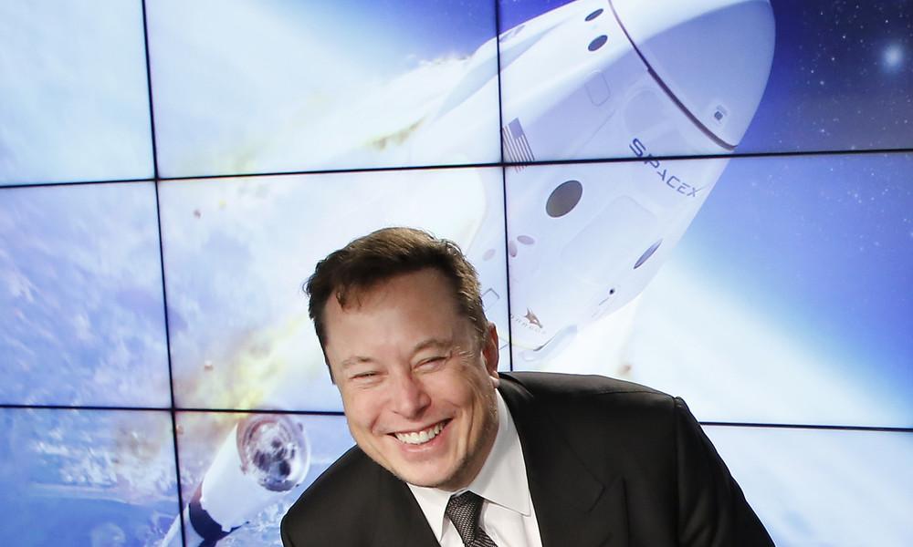 Bloomberg: Elon Musk überholt Mark Zuckerberg und wird zum drittreichsten Menschen der Welt