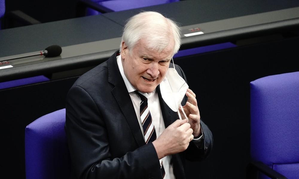 Seehofer schlägt 26. September für Bundestagswahl vor