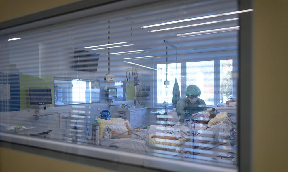 Schweiz: Angespannte Lage – Aber keine Überlastung der Intensivstationen