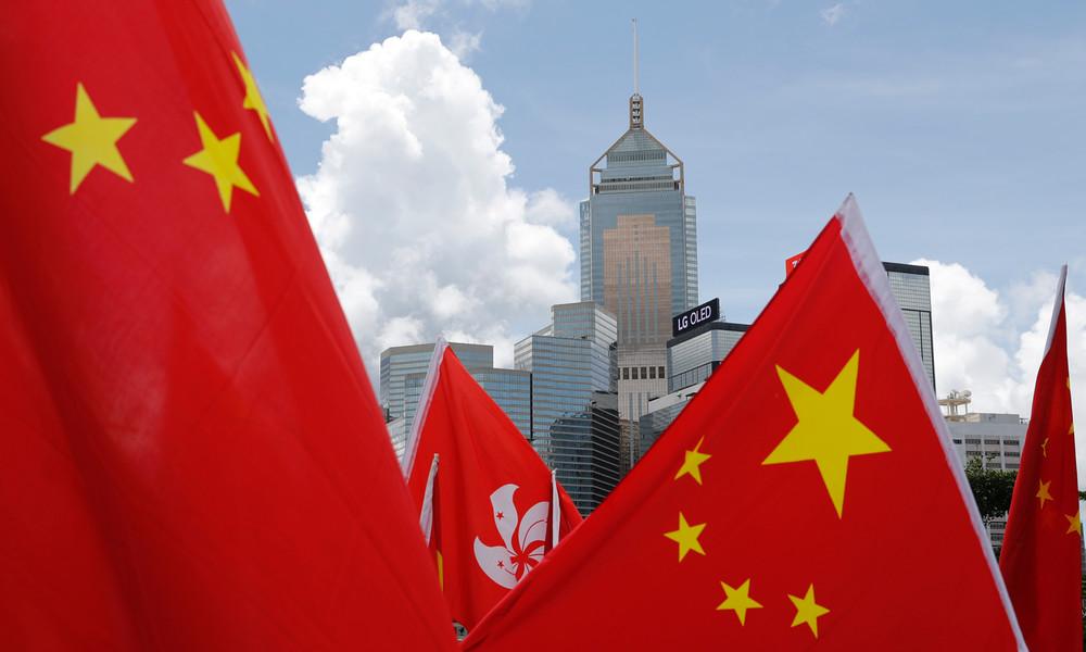 China über westliche Einmischung in Hongkong: Fünf-Augen-Allianz wird ihre Augen ganz verlieren