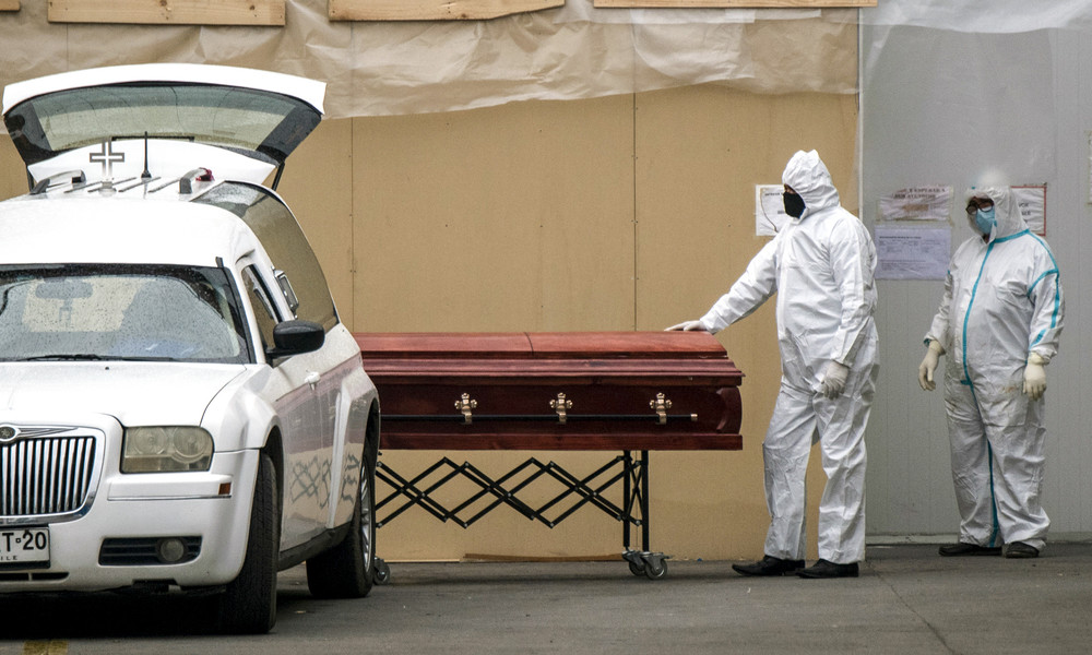 Laut WHO gibt es angeblich alle 17 Sekunden einen Corona-Toten in Europa
