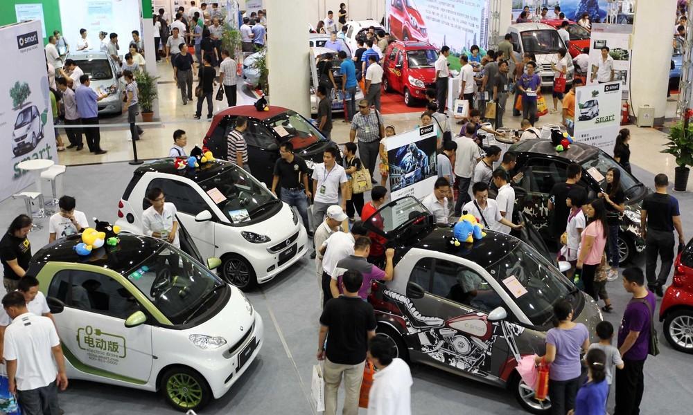 China gibt den Takt an: Im E-Auto in die Zukunft