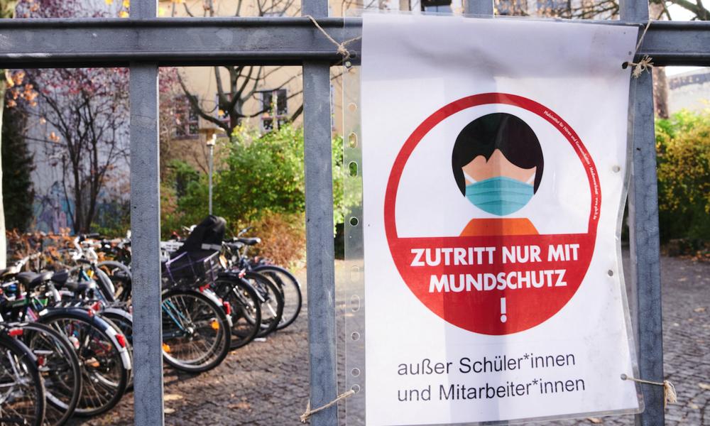 Kinder in der Pandemie: Behandelt wie Gefährder