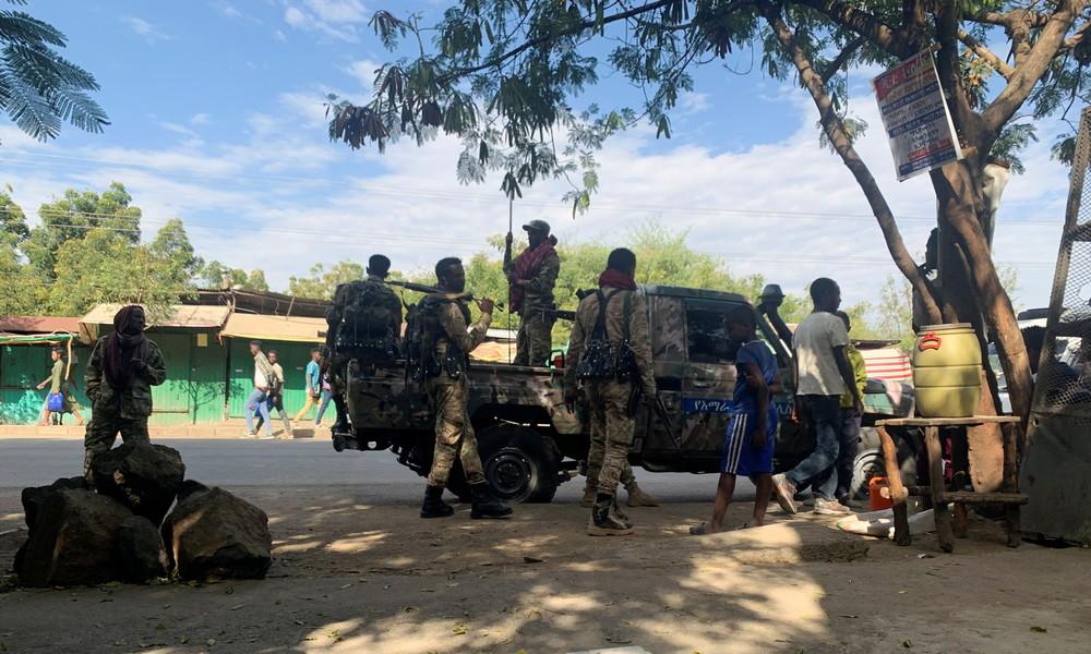 Äthiopische Regierung bringt nach eigenen Angaben zweitgrößte Stadt in Tigray unter Kontrolle