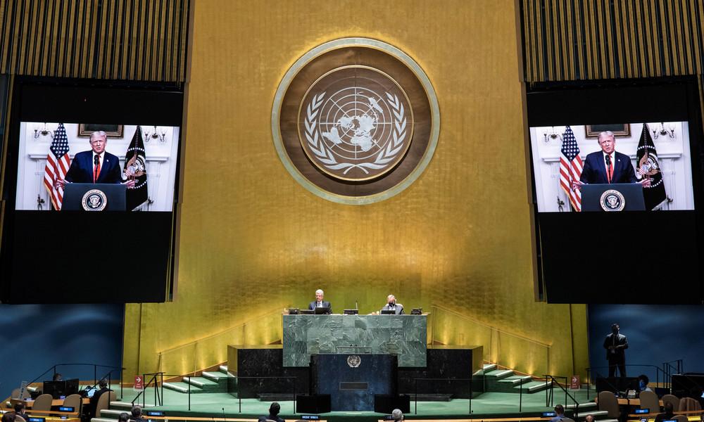UN: Überwältigende Mehrheit stimmt für Recht auf Staat Palästina