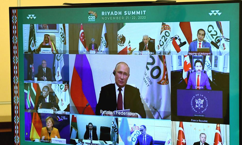 G20-Gipfel: Coronavirus-Krise und globale Rezession