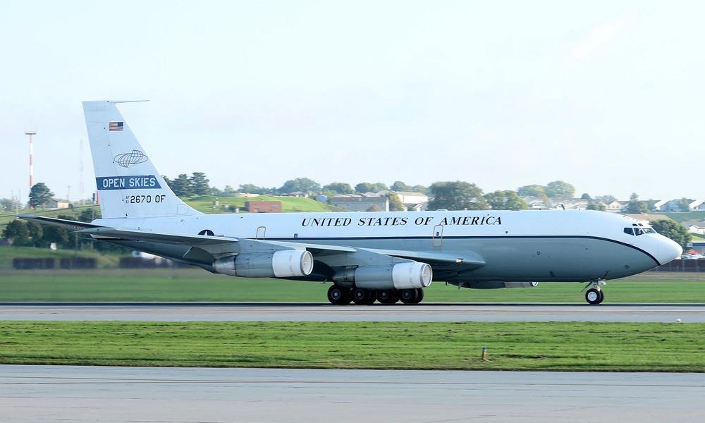 USA verlassen Open-Skies-Vertrag zwischen NATO und Russland