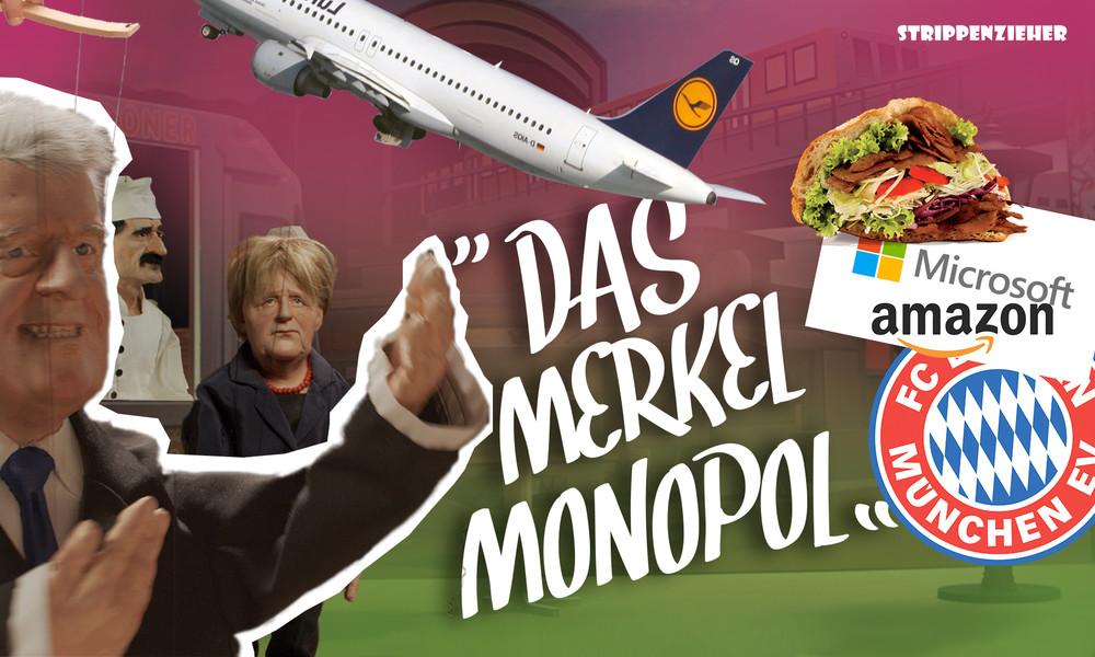 Monopoly! - Merkel geht über Los? | Strippenzieher