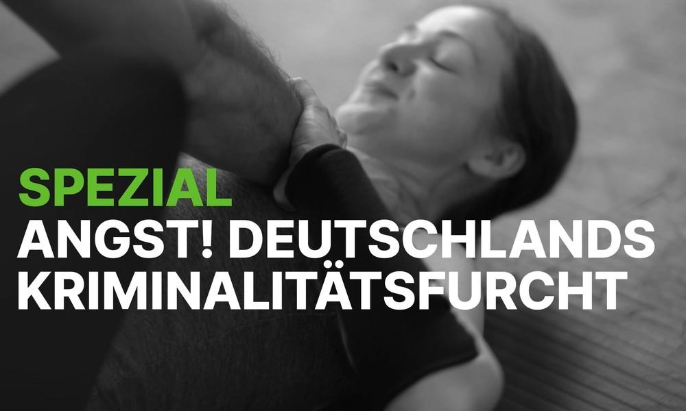 RT Deutsch SPEZIAL: Angst! Deutschlands Kriminalitätsfurcht